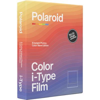 Моментален филм Polaroid i-Type Color Wave Edition (8 листа)