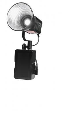 Държач за V-mount батерии за Nanlite Forza 60