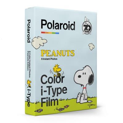 Моментален филм Polaroid i-Type Peanuts Edition (8 листа)