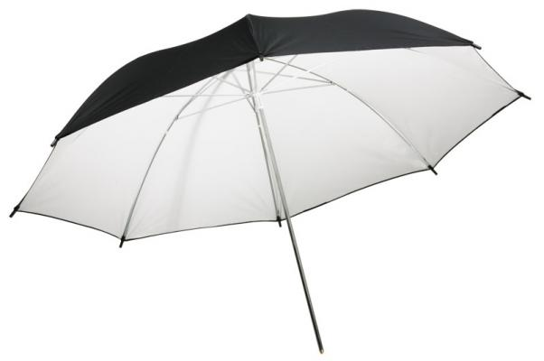 Бял отражателен чадър Dynaphos 85 см