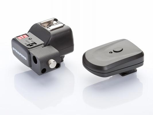 Комплект радиосинхронизатор Dynaphos  PT-04NE Canon