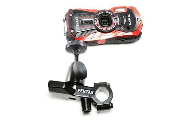 Монтаж за велосипед Pentax