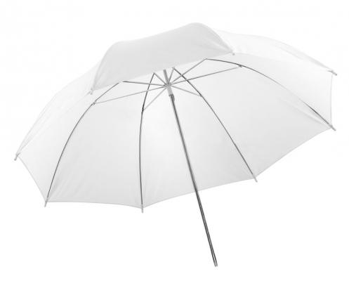 Бял дифузен чадър Visico UB-001 150 см