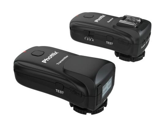 Комплект Радиосинхронизатор Phottix Strato TTL Nikon