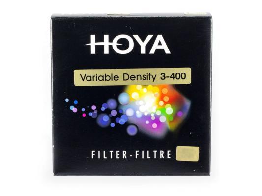 Филтър Hoya Variable Density 3-400 52mm