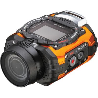 Видеокамера Ricoh WG-M1 Orange
