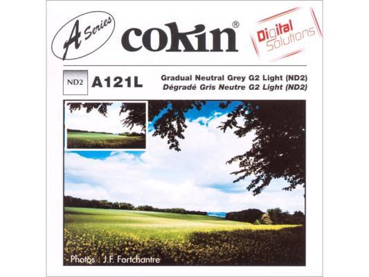 Филтър Cokin Gradual Neutral Grey G2 Light (A121L)