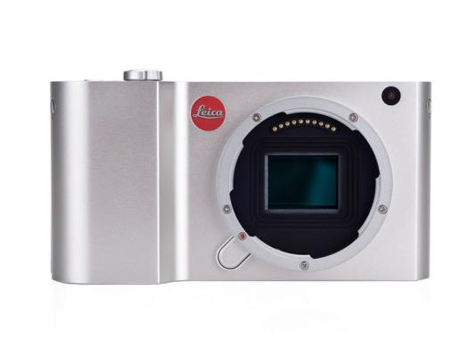 Фотоапарат Leica T Silver Body