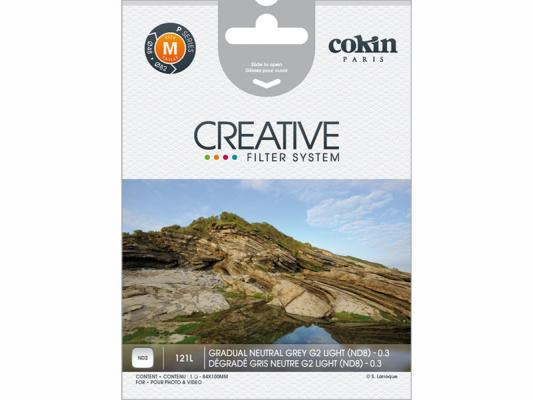 Филтър Cokin Gradual Neutral Grey G2 Light (P121L)