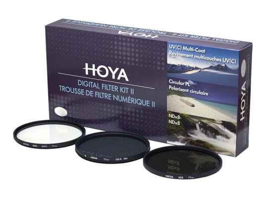 Комплект филтри Hoya Digital Kit II 72mm