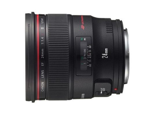 Обектив Canon EF 24mm f/1.4 L II USM