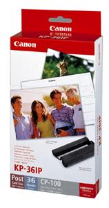 Хартия за термосублимационни принтери Canon KP-36IP
