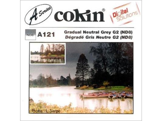 Филтър Cokin Gradual Neutral Grey G2 (A121)