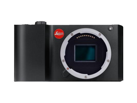 Фотоапарат Leica T Black Body