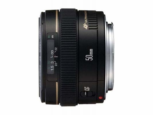 Обектив Canon EF 50mm f/1.4 USM