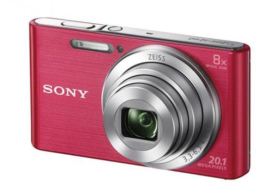 Фотоапарат Sony Cyber-Shot DSC-W830 Pink