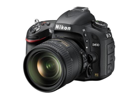Фотоапарат Nikon D610 тяло + Обектив Nikon AF-S Nikkor 24-85mm f/3.5-4.5 G ED