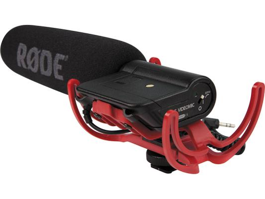 Микрофон Rode VideoMic Rycote