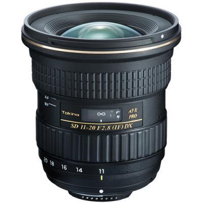 Обектив Tokina ATR-X Pro 11-20mm F/2.8 DX Nikon