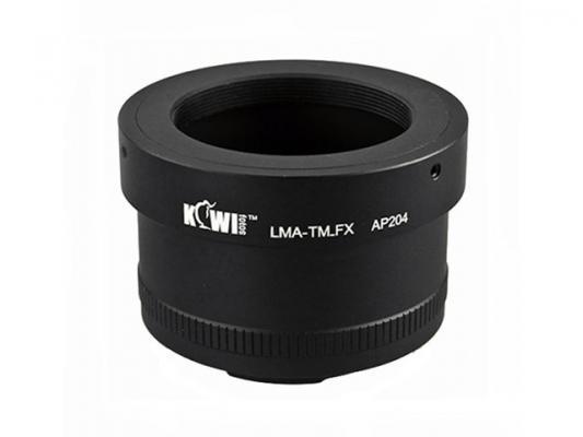 Адаптер KIWIfotos T-mount - Fujifilm X (LMA-TM_FX)