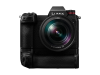 Фотоапарат Panasonic Lumix S1 Black Body + Обектив Panasonic SR 24-105 f/4 + 1 година допълнителна гаранция.