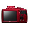 Фотоапарат Nikon Coolpix B600 Red + чанта CS-P08