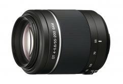 Обектив Sony AF DT 55-200mm F/4-5.6 II