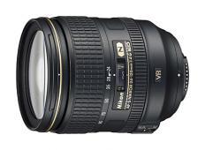 Обектив Nikon AF-S Nikkor 24-120mm f/4G ED VR