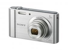 Фотоапарат Sony Cyber-Shot DSC-W800 Silver