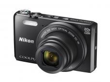 Фотоапарат Nikon Coolpix S7000 Black