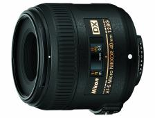 Обектив Nikon AF-S DX MICRO Nikkor 40mm f/2.8