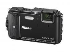 Фотоапарат Nikon Coolpix AW130 Black