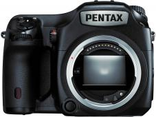 Фотоапарат PENTAX 645Z тяло + Обектив Pentax FA 645 55mm F/2.8