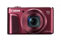 Фотоапарат Canon PowerShot SX720 HS Червен