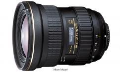 Обектив Tokina AT-X 14-20 F/2 PRO DX за Nikon