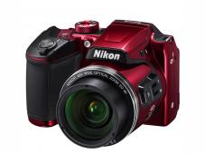 Фотоапарат Nikon Coolpix B500 Red