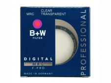 Филтър B+W F-Pro 007 Clear filter MRC 67mm