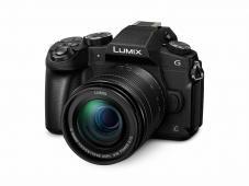 Фотоапарат Panasonic Lumix DMC-G80 + обектив Panasonic Lumix G Vario 12-60mm f/3.5-5.6 ASPH. POWER O.I.S.