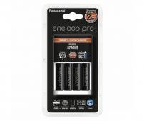 Зарядно устройство Panasonic Eneloop Pro с батерии AA + 4бр. 2450mAh