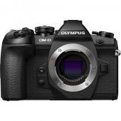 Фотоапарат Olympus OM-D E-M1 II Black тяло