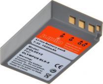 Батерия JUPIO LI-ION (заместител на Olympus BLS5 / BLS50)