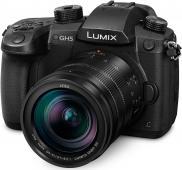 Фотоапарат Panasonic GH5 тяло + Обектив LEICA DG VARIO-ELMARIT 12-60mm f/2.8-4.0 ASPH. POWER O.I.S.