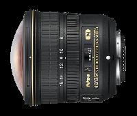 Обектив Nikkor 8-15mm f/3.5-4.5E ED AF-S Fisheye