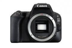 Фотоапарат Canon EOS 200D Black тяло