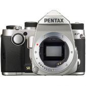 Фотоапарат Pentax K-P Silver тяло