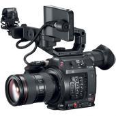 Видеокамера Canon EOS C200 тяло + Обектив Canon EF 24-105mm f/4L II IS +  карта памет Cfast Sandisk 128GB