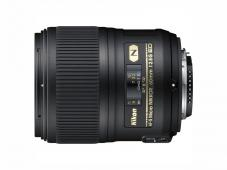 Обектив Nikon AF-S MICRO Nikkor 60mm f/2.8G ED