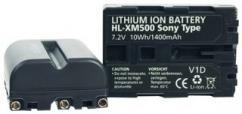 Батерия Hahnel Li-Ion HL-XM500 (заместител на Sony NP-FM500)