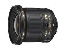 Обектив Nikon AF-S Nikkor 20mm f/1.8G ED