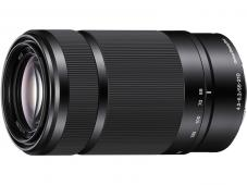 Обектив Sony E 55-210mm f/4.5-6.3 OSS (SEL55210) (Black)